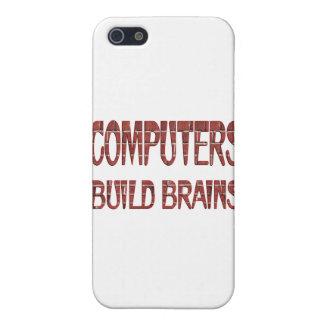 Computer-Gestalt-Gehirne Schutzhülle Fürs iPhone 5