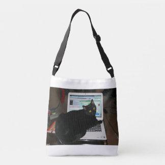 Computer-Katze Tragetaschen Mit Langen Trägern