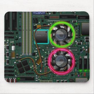 Computer-Motherboard Mousepad