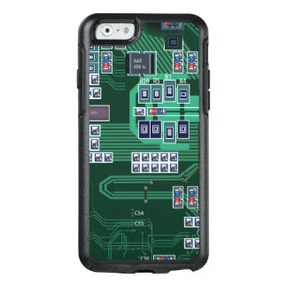 Computer-Motherboard OtterBox iPhone 6/6s Hülle