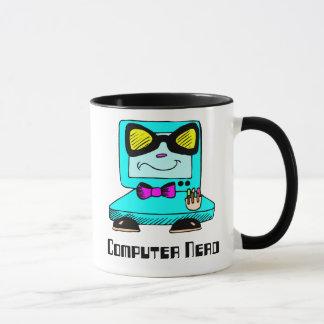 Computer-Nerdgeek-Tasse Tasse