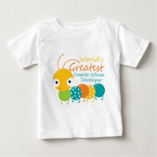 Computer-Softwareentwickler Baby T-shirt