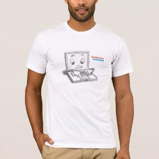 Computer-Spaß! - Batterien eingeschlossen! T-Shirt