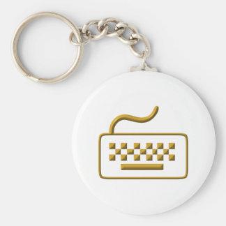 Computer-Tastatur Schlüsselanhänger