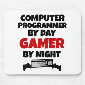 Computerprogrammierer durch TagesGamer bis zum Nac Mousepads