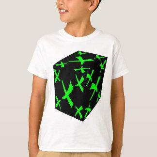 Computerspiele Geeks-Nerd-Spiel Gamers des Kastens T-Shirt