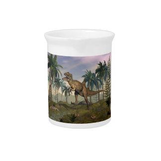 Concavenator Dinosaurier Getränke Pitcher