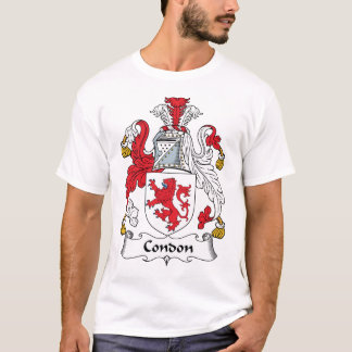 Condon Familienwappen T-Shirt