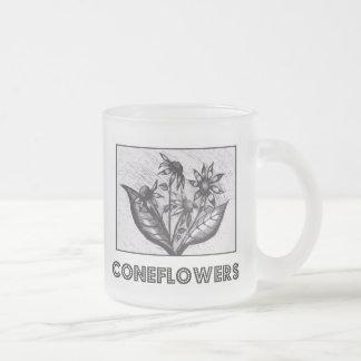 Coneflowers Tee Tassen