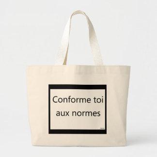 conforme toi einkaufstaschen
