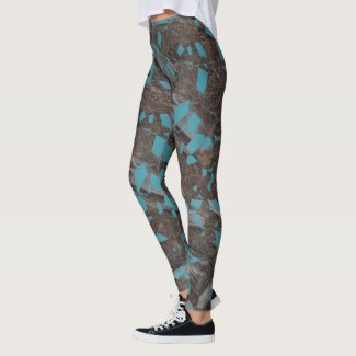 Confusion of Thought Leggings