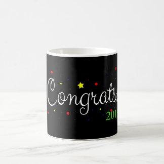Congrats zerteilt -! - Personalizable Tasse