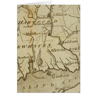 Connecticut 8 karte
