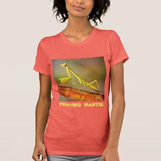 Connecticut betender Mantis T-Shirt