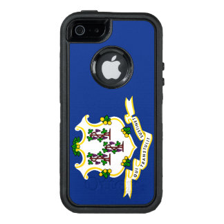 Connecticut-Flagge Otterbox DFND Iphone SE/5/5s OtterBox iPhone 5/5s/SE Hülle