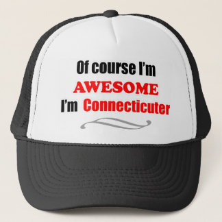 Connecticut ist fantastisch truckerkappe