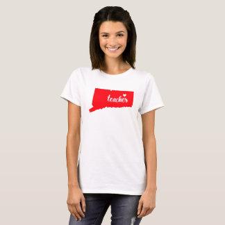 Connecticut-Lehrer-T-Shirt T-Shirt