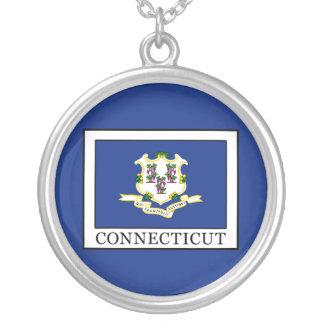 Connecticut Versilberte Kette