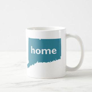 Connecticut-Zuhause Kaffeetasse