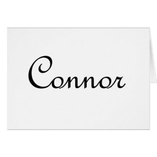 Connor Karte