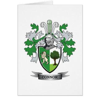 Connor-Wappen Karte