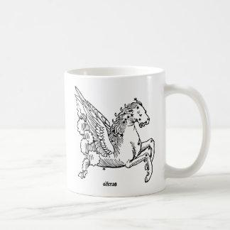 Constellaion: Pegasus Kaffeetasse