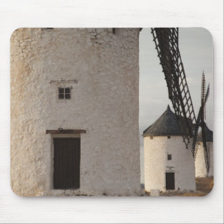 Consuegra, antike La Mancha Windmühlen 2 Mauspads