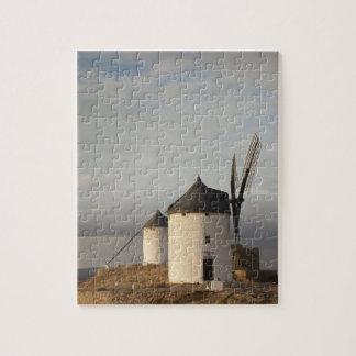 Consuegra, antike La Mancha Windmühlen 3 Puzzle