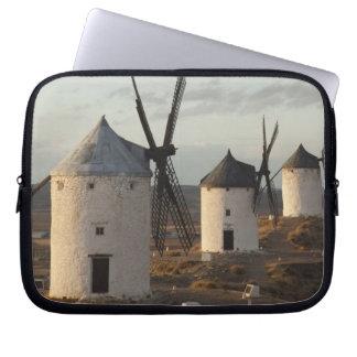 Consuegra, antike La Mancha Windmühlen 5 Laptopschutzhülle