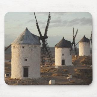 Consuegra, antike La Mancha Windmühlen 5 Mousepad