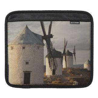 Consuegra, antike La Mancha Windmühlen 6 iPad Sleeve