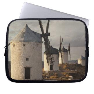 Consuegra, antike La Mancha Windmühlen 6 Laptopschutzhülle