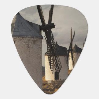 Consuegra, antike La Mancha Windmühlen 6 Plektrum