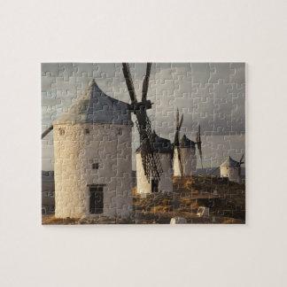Consuegra, antike La Mancha Windmühlen 6 Puzzle
