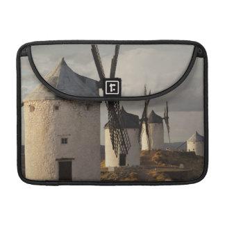 Consuegra, antike La Mancha Windmühlen 6 Sleeve Für MacBook Pro