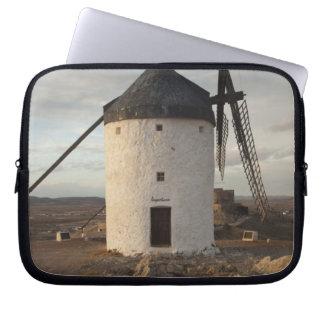 Consuegra, antike La Mancha Windmühlen 7 Laptop Sleeve