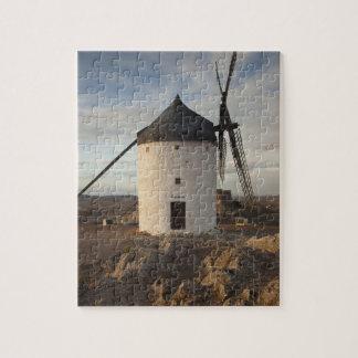 Consuegra, antike La Mancha Windmühlen 7 Puzzle