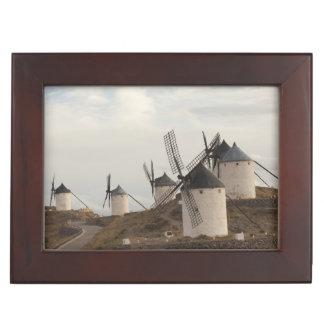 Consuegra, antike La Mancha Windmühlen Erinnerungsdose
