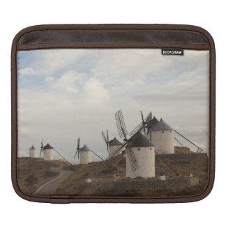 Consuegra, antike La Mancha Windmühlen iPad Sleeve