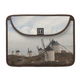 Consuegra, antike La Mancha Windmühlen Sleeve Für MacBooks