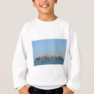 Containerschiff-Nordwürde Sweatshirt