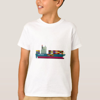 Containerschiff T-Shirt