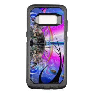 'Contemplation OtterBox Commuter Samsung Galaxy S8 Hülle
