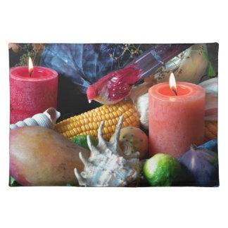 Contemplative time in Advent Tischset