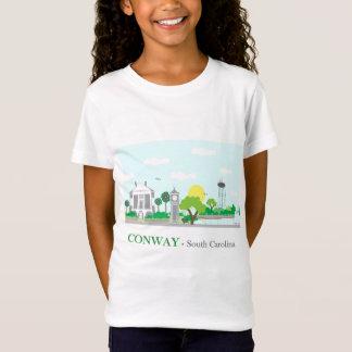 Conway, Sc - niedlich T-Shirt