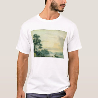 Conway Schloss, 1789 (w/c auf Papier) T-Shirt