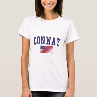 Conway US Flagge T-Shirt