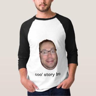 """""""Coo Geschichte Bro """" T-Shirt"""