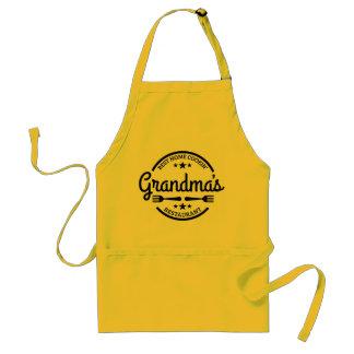 Cookin das Zuhause der Großmutter Restaurant Schürze