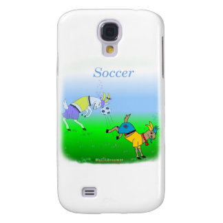 Cool soccer gifts for kids galaxy s4 case